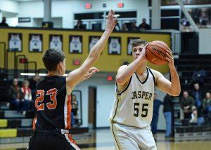 Boys JV Basketball – Jasper vs North Daviess
