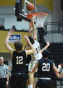 Boys JV Basketball – Jasper vs Barr-Reeve