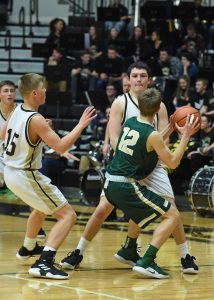 Boys JV Basketball – Jasper vs Forest Park