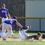 Baseball - Jasper vs Bloomington South (F)