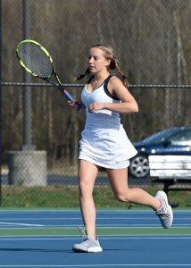 Tennis – Jasper vs Gibson Southern Scrimmage (Girls)