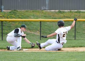 Baseball – Jasper vs Evansville North (F)
