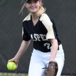 Girls Varsity Softball - Jasper vs Perry Central