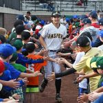 Boys Varsity Baseball - Jasper Youth Day