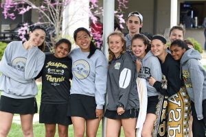 Tennis – Jasper 4 Team Invite (Girls)