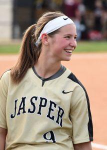 Girls Varsity Softball – Jasper vs Mount Carmel