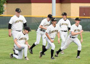 Baseball – Jasper vs Bloomfield (V)