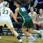 Girls Varsity Basketball - Jasper vs Forest Park