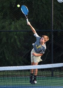 Boys Varsity Tennis – Jasper vs Mount Vernon