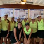Girls Varsity Golf finishes 1st place at Springs Valley Invitational – Donald Ross