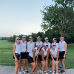 Girls Varsity Golf finishes 1st place at Heritage Hills/S Valley/F Park – Christmas Lake