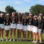 Girls Varsity Golf finishes 1st place at Wildcat Invitational – Buffalo Trace