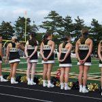 Cheer - Jasper vs Evansville Memorial Football (V)