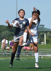 Soccer – Evansville Reitz vs Jasper (V-Girls)