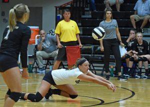 Volleyball – Jasper vs Loogootee (V)