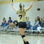 Volleyball - Jasper vs Heritage Hills (F)