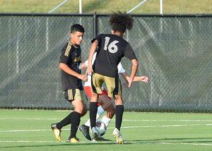 Soccer – Jasper vs Heritage Hills (JV-Boys)