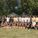 Boys Varsity Cross Country finishes 1st place at  Big 8 – Boys 1st