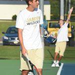 Tennis - Jasper vs Evansville Reitz (V-Boys)