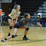 Volleyball - Jasper vs Vincennes Lincoln (JV)