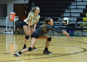 Volleyball – Jasper vs Vincennes Lincoln (JV)