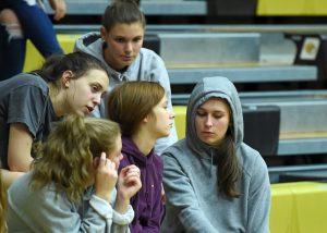 Basketball – Jasper Freshman Halftime (V-Girls)
