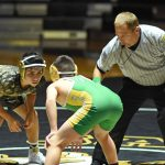 Wrestling - Jasper vs Floyd Central (V-Boys)