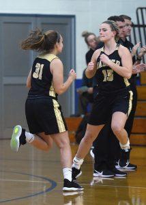 Basketball – Dubois vs Jasper (V-Girls)
