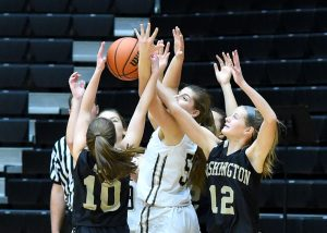 Basketball – Jasper vs Washington (JV-Girls)
