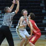 Basketball - Jasper vs Evansville Mater Dei (F-Boys)