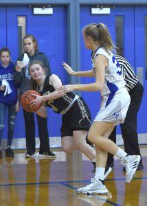 Basketball – Dubois vs Jasper (JV-Girls)