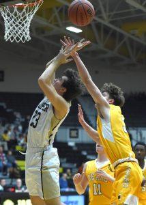 Basketball – Jasper vs Evanville Memorial (JV-Boys)