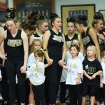 Dance - Jasper vs Gibson Southern Basketball