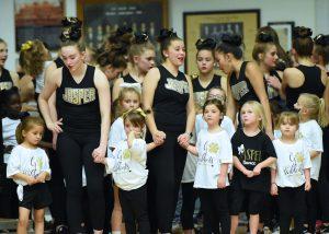 Dance – Jasper vs Gibson Southern Basketball