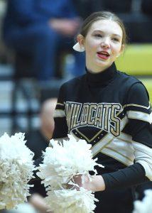 Dance – Jasper vs Evansville Central Basketball