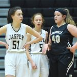 Basketball - Jasper vs Boonville (JV-Girls)