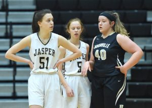 Basketball – Jasper vs Boonville (JV-Girls)