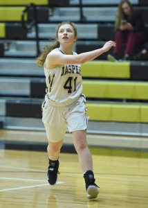 Basketball – Jasper vs Evansville Reitz (JV-Girls)