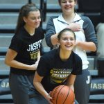 Basketball - Jasper vs Evansville Reitz (V-Girls)