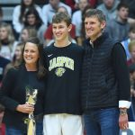 Basketball - Senior Recognition