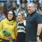 Dance - Basketball Senior Recognition