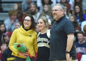 Dance – Basketball Senior Recognition