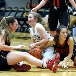 Basketball - Jasper vs Southridge (F-Girls)