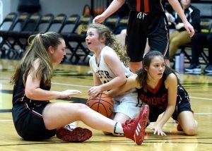 Basketball – Jasper vs Southridge (F-Girls)