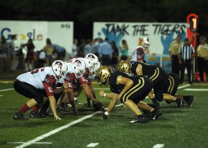 Football – Jasper vs Princeton (V-Boys)