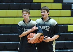 Basketball – Jasper vs Gibson Southern (JV-Boys)