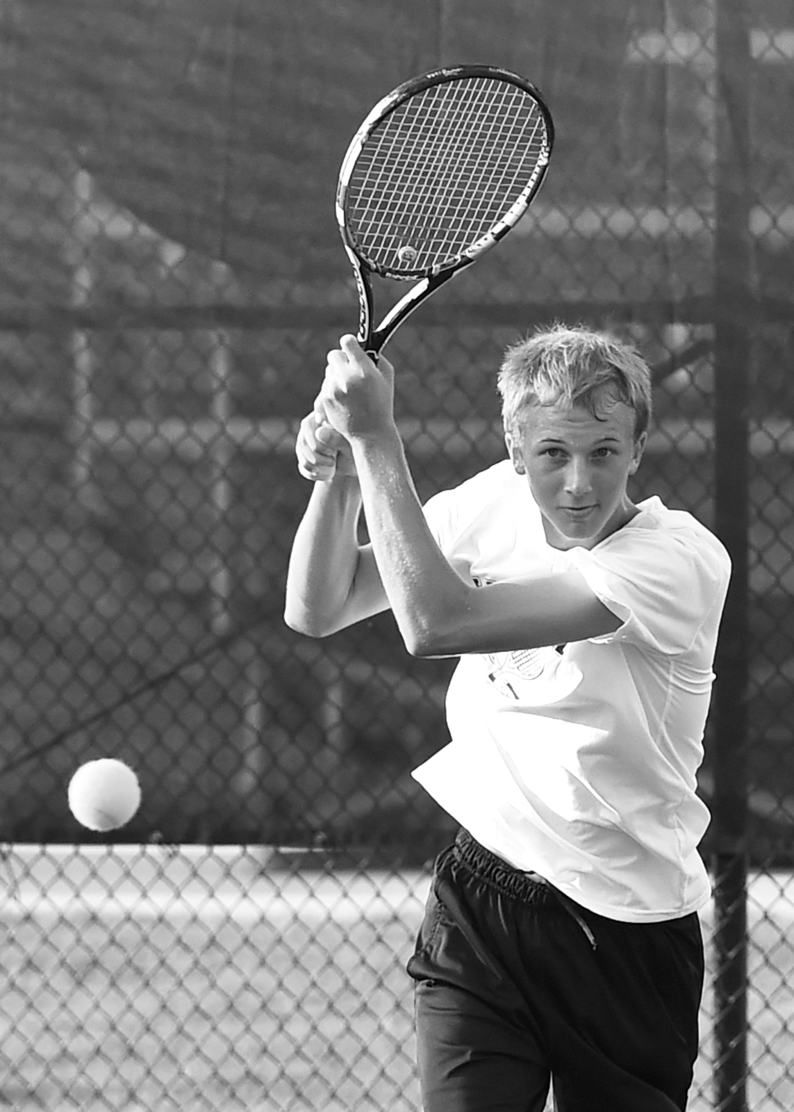 Tennis – Jasper vs EV Memorial (Boys)