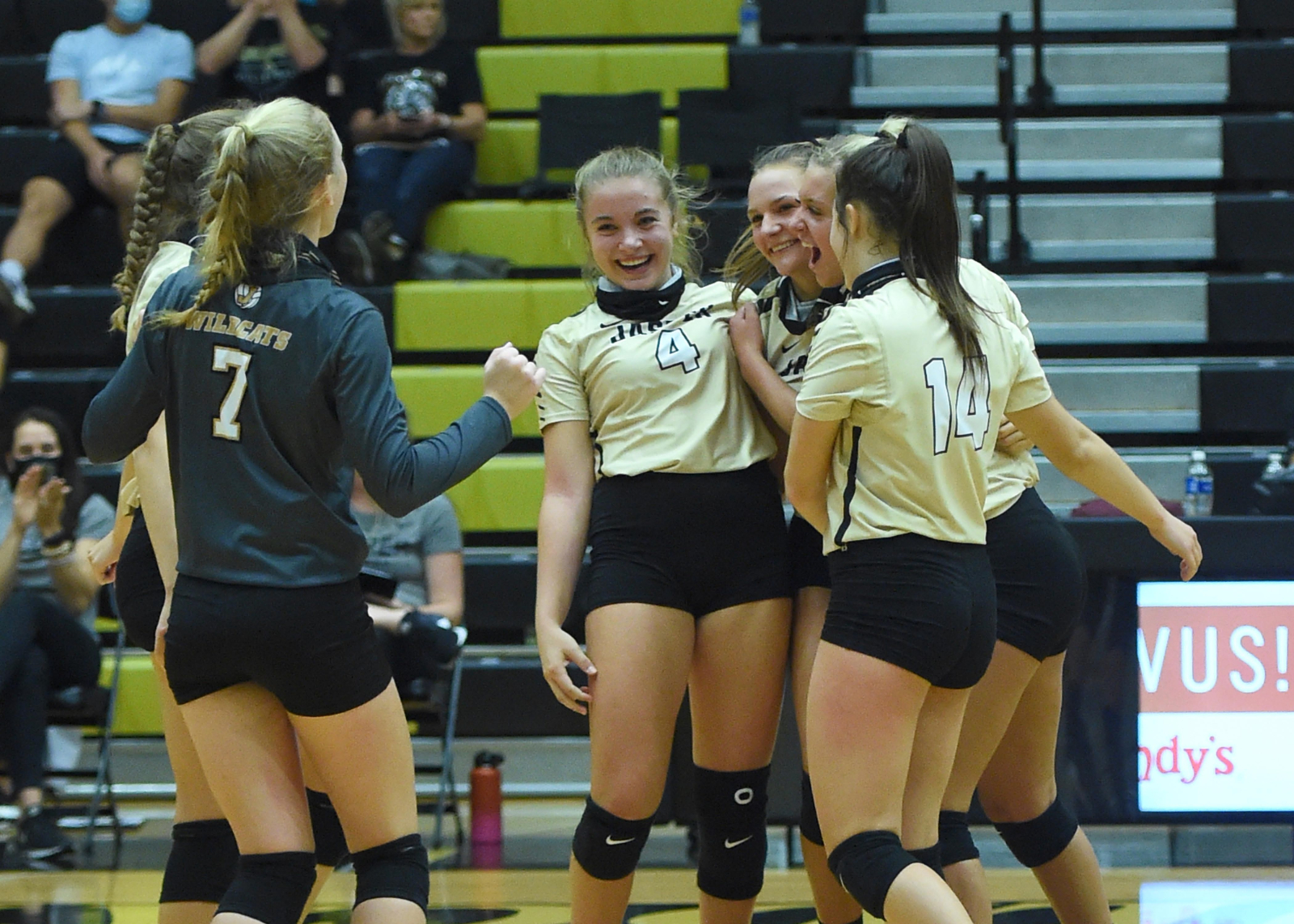 Volleyball – Jasper vs EV North (JV)