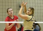 Volleyball - Jasper vs Southridge (F)