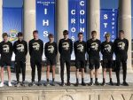 Boys Varsity Cross Country finishes 14th place at IHSAA State Finals